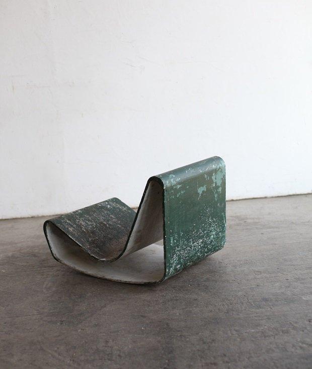 Loop chair / Willy Guhl