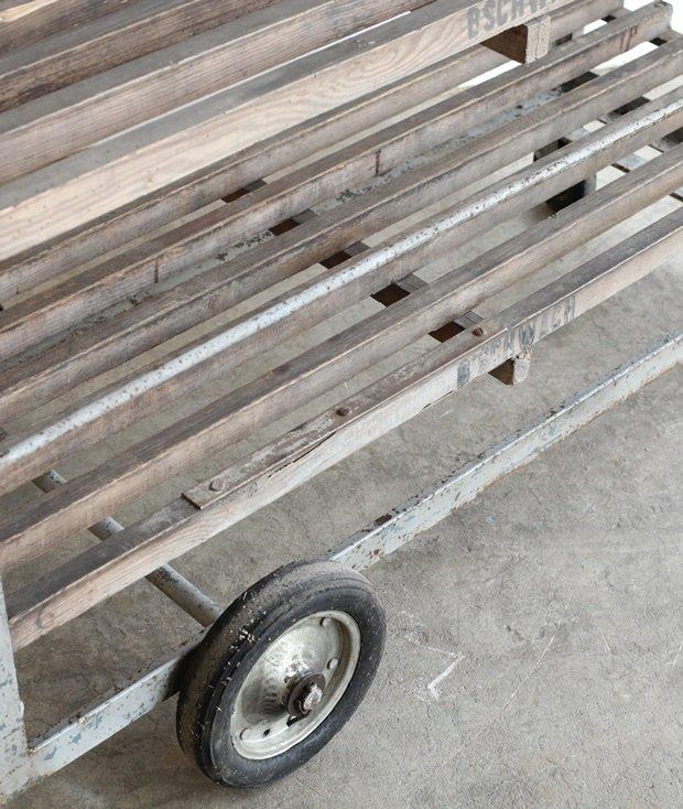 trolley rack