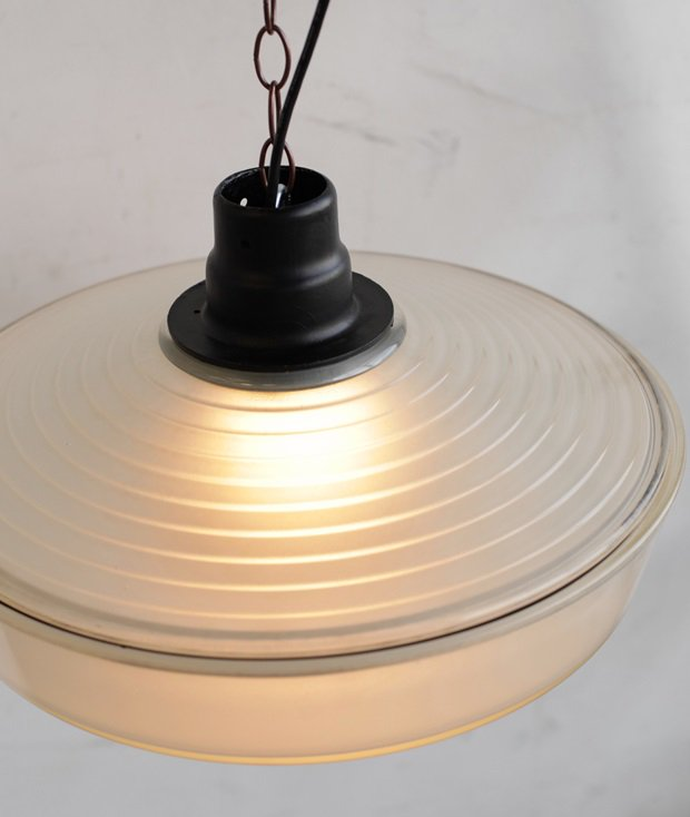 Holophane pendant lamp[LY]