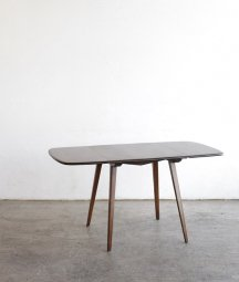 ERCOL drop leaf table(small / dark)[LY]