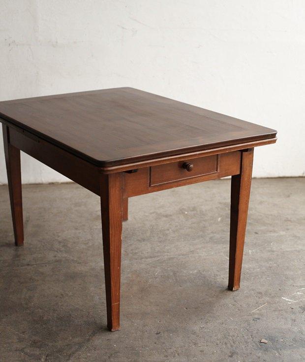 draw leaf table