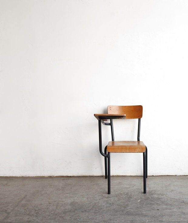 school desk chair