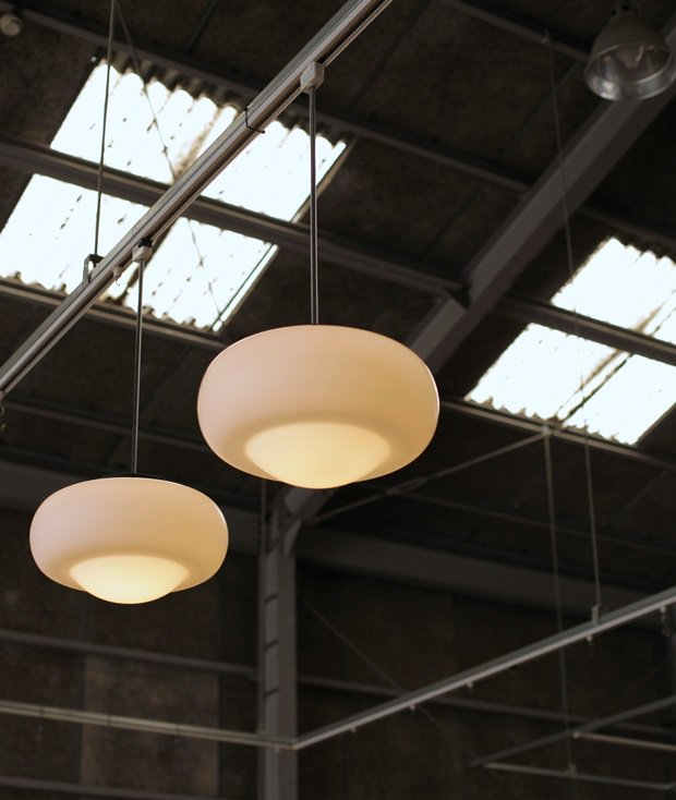 glass shade lamp[DY]