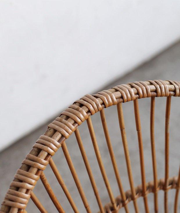 rattan chair[DY]