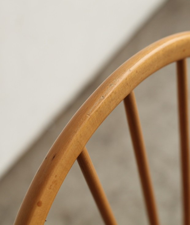 ERCOL 6back chair(large)[LY]