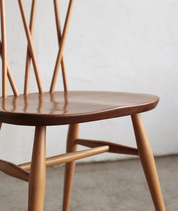 ERCOL Xback chair (