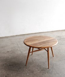 ERCOL half moon table [AY]