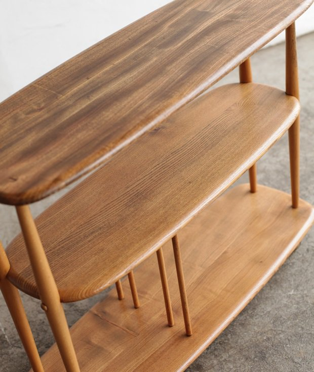ERCOL trolley bookcase[LY]