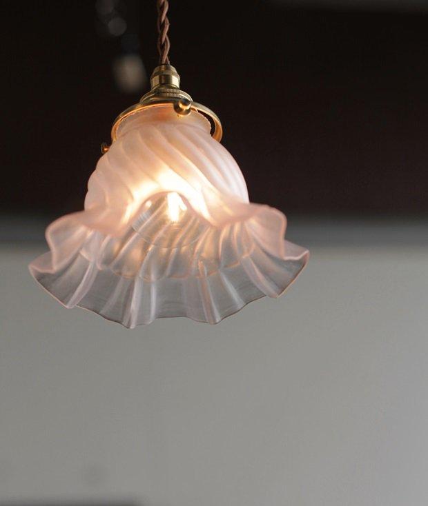 glass lamp shade[LY]