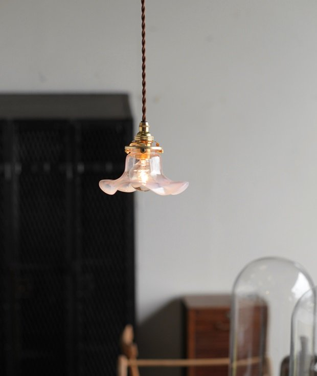 opalescent glass lamp shade[LY]