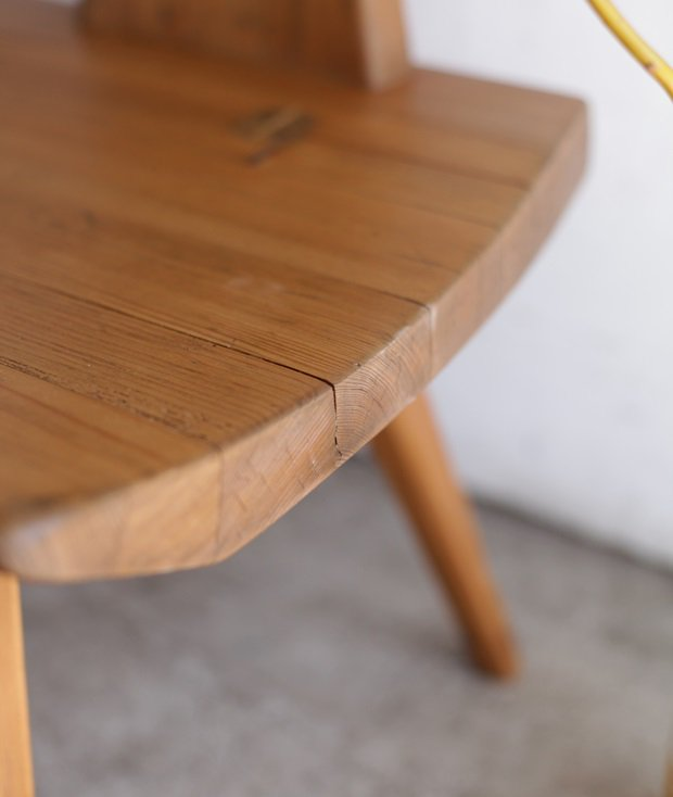 solid pine bench / Jacob Kielland-Brandt[AY]