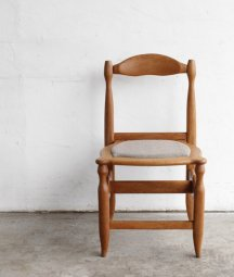 Guillerme & Chambron / dining chair[AY]