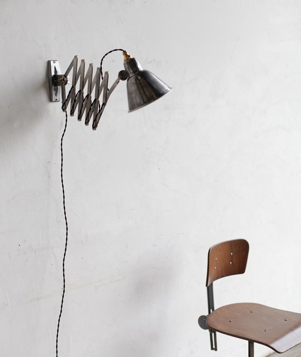 MAZDA scissor lamp[AY]