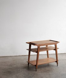 trolley table / Rene jean caillette[AY]
