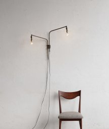 swing arm wall lamp[LY]