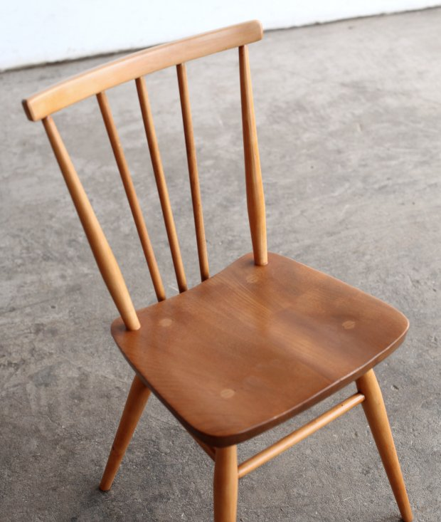 ERCOL stickback chair / low[LY]