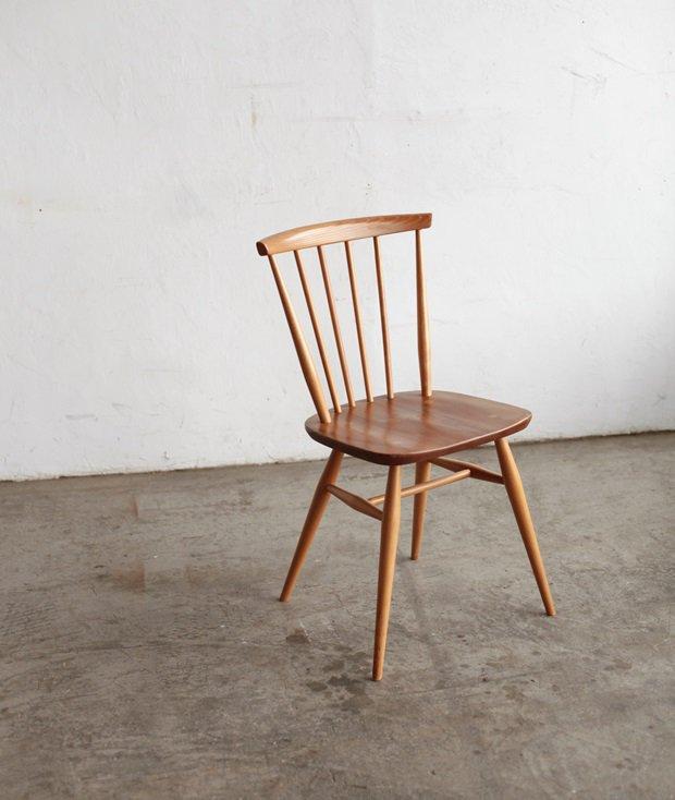 ERCOL fan back chair(6spoke)[LY]