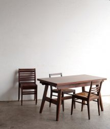 draw leaf table / Rene' Gabriel [DY]