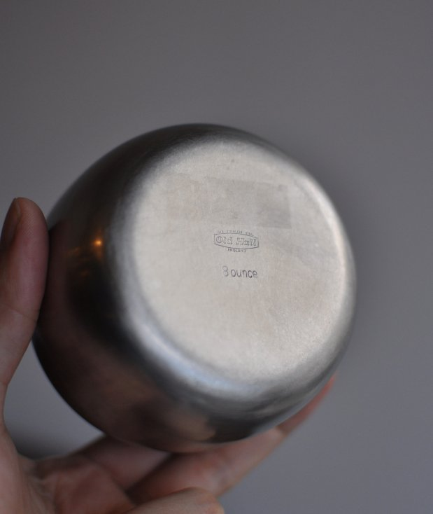 Old Hall Milk Sugar Bowl [LY]