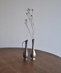 pewter vase [LY]