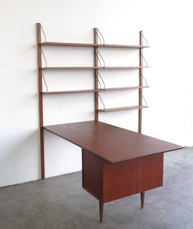 system desk unit / Poul cadovius
