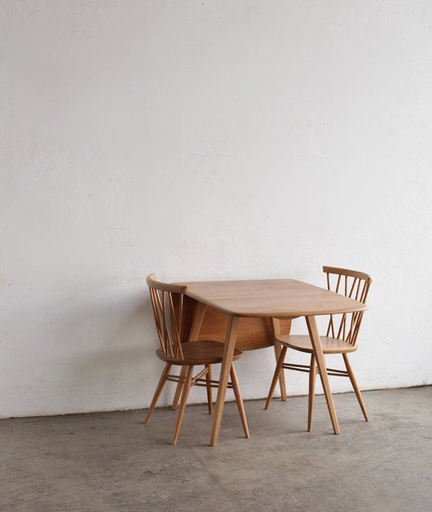 ERCOL dropleaf small table[DY]