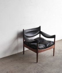 Leather sofa / Kristian Solmer Vedel