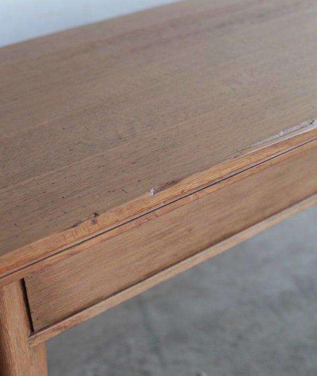 solid oak table[DY]