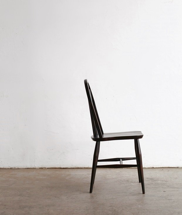 ERCOL 5back chair(bell shaped sheet)[LY]