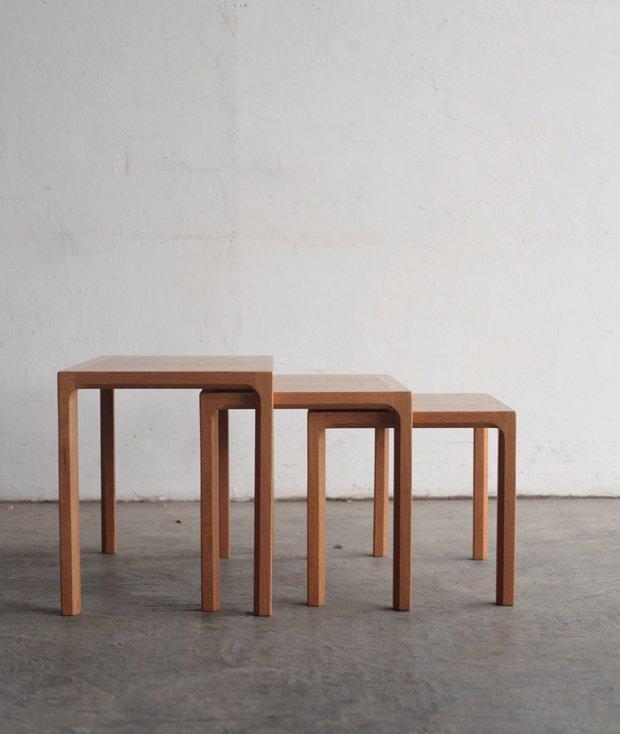 nest table / Vildbjerg Møbelfabrik[AY]