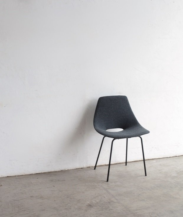 Tonneau chair / Pierre Guariche[DY]