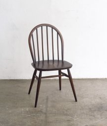 ERCOL 6back chair (dark)[LY]