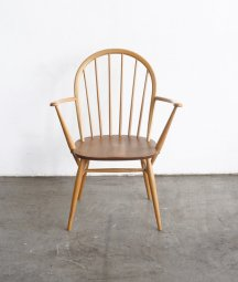 ERCOL 6back arm chair(large)[LY]