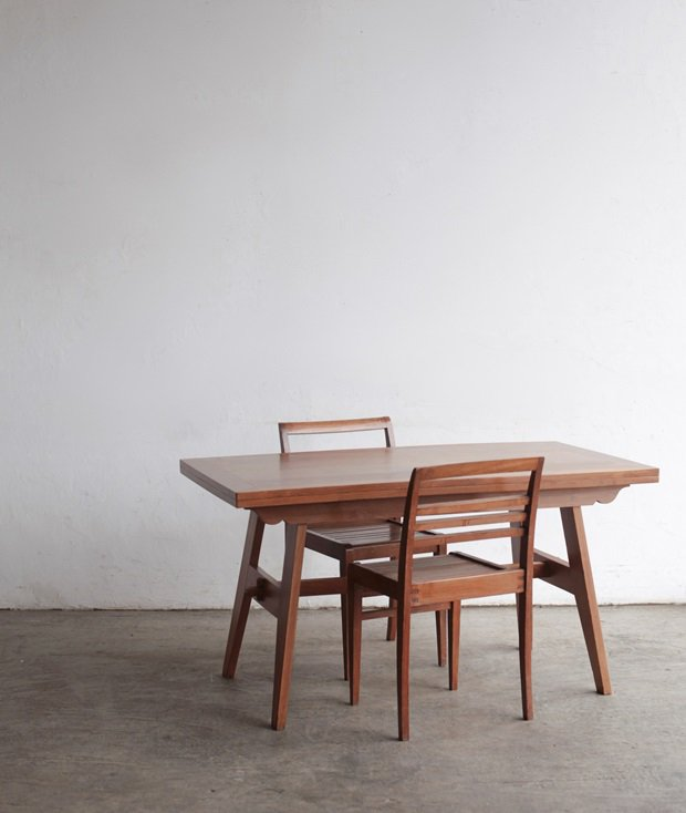 dining table / Rene' Gabriel [AY]
