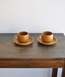 Denby / cup & saucer [LY]