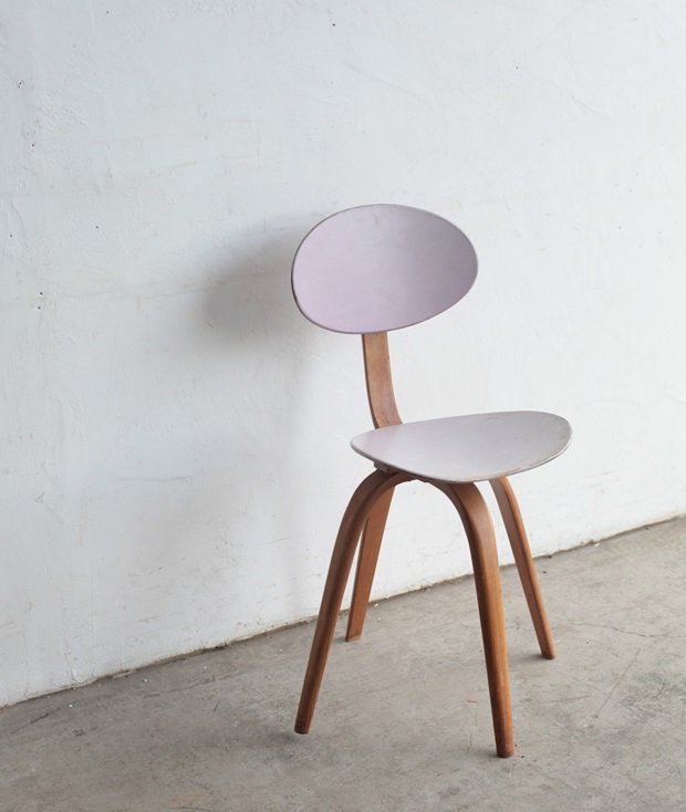 Bow wood chair / steiner[DY]