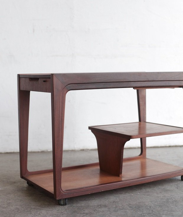trolley table[LY]