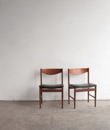 G-plan 「danish」 panel back dining chair[LY]