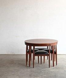 Dining set / Hans Olsen[DY]