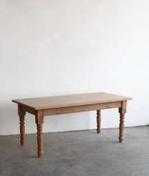 solid pine table[LY]