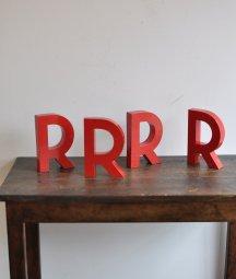 メタルサイン【 R 】 [LY]
