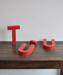 メタルサイン【 T 】 [LY]