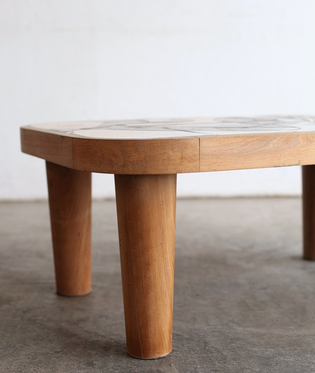 coffee table / Roger Capron[DY]