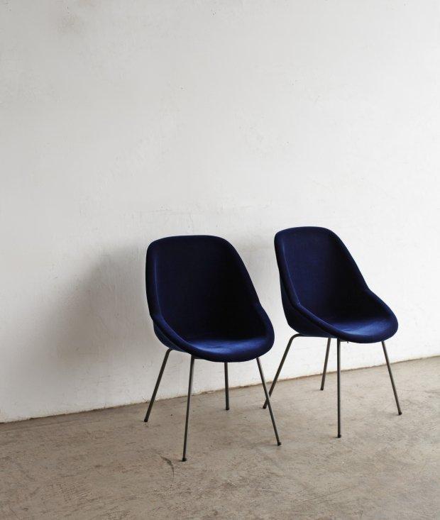 shell chair / Geneviève Dangles & Christian Defrance [AY]