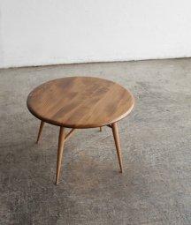 ERCOL half moon table [AY]
