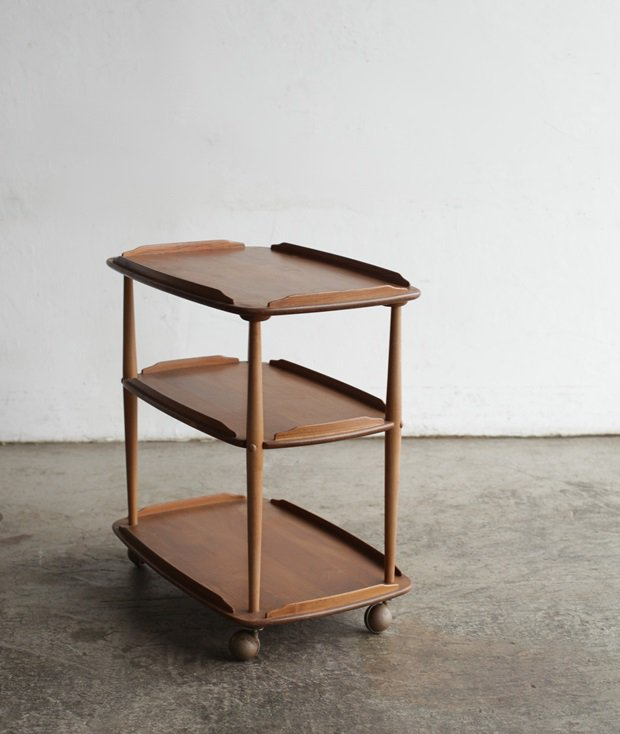ERCOL trolley table[LY]