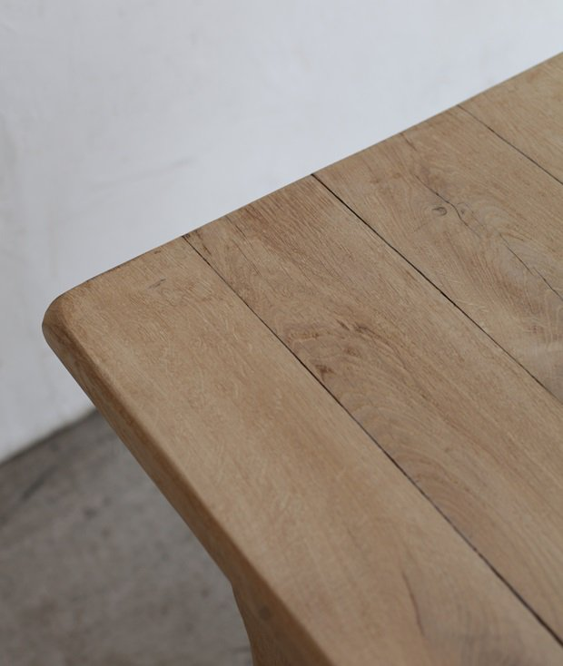 solid oak table[LY]