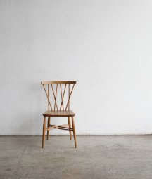 <img class='new_mark_img1' src='https://img.shop-pro.jp/img/new/icons23.gif' style='border:none;display:inline;margin:0px;padding:0px;width:auto;' />ERCOL Xback chair(bell shaped seat)[DY]