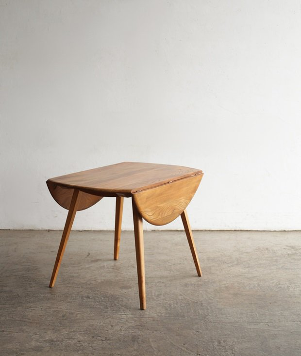 ERCOL drop leaf table(small)[LY]