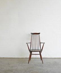 ERCOL goldsmith arm chair (mahogany)[LY]